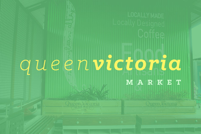 More Pics! Queen Victoria Market
