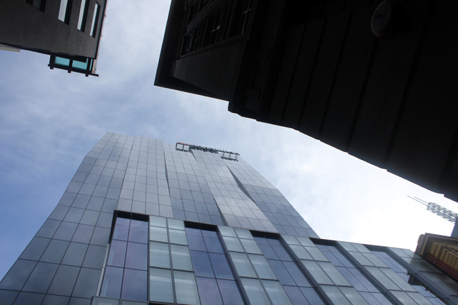 BHP Billiton Building
