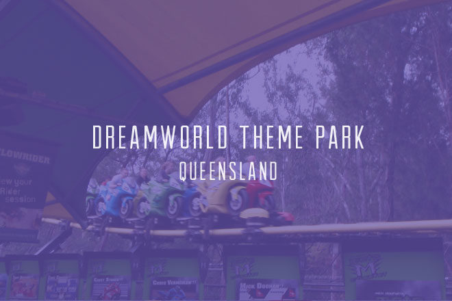 Gold Coast: Dreamworld Theme Park