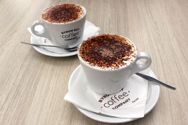Delikatssen coffee