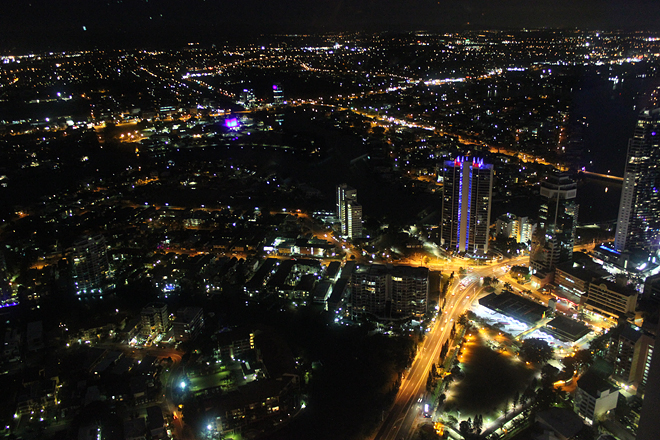 Skypoint Observatory view