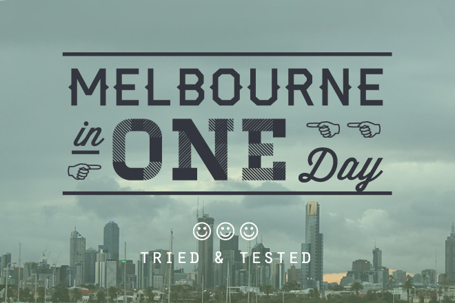 Melbourne in One Day