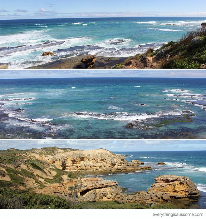 Portsea waves and wonder
