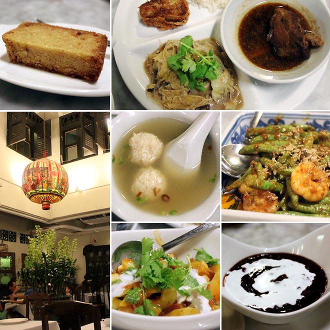 Peranakan cuisine