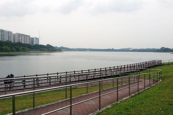 Bedok Reservoir