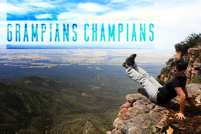 Grampians Champians