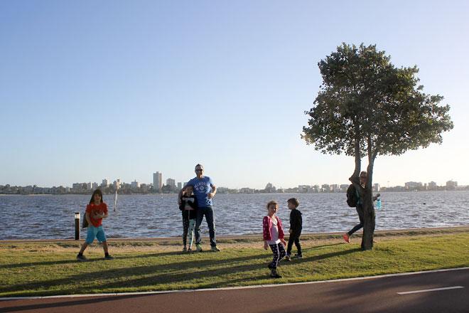 Family photo, Perthians.