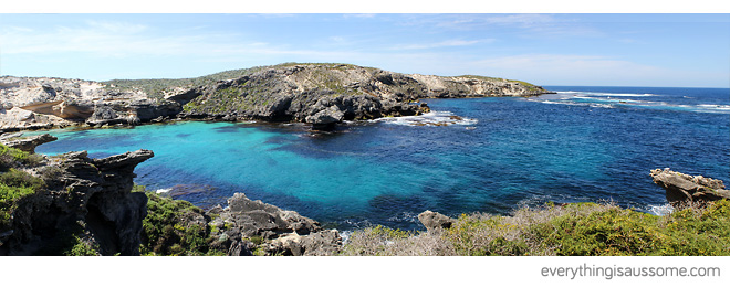 West End, Cape Vlamingh, Rottnest Island