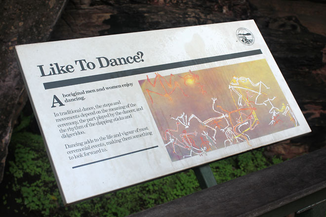 "Sign that says ""Like To Dance?"""