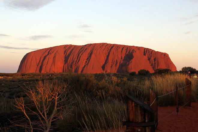 Uluru, Ayers Rock, Red Rock in Australia