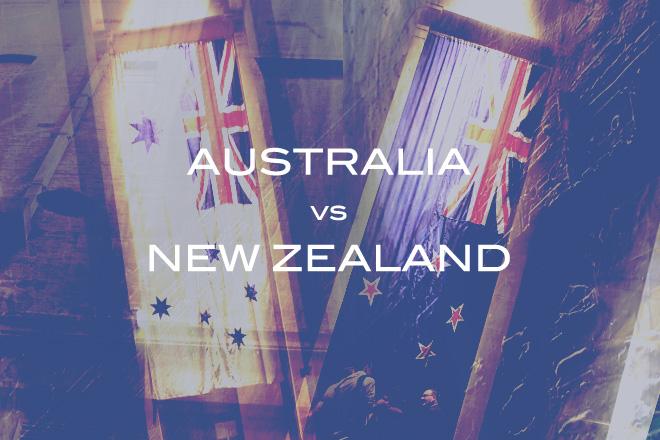 Australia vs. New Zealand