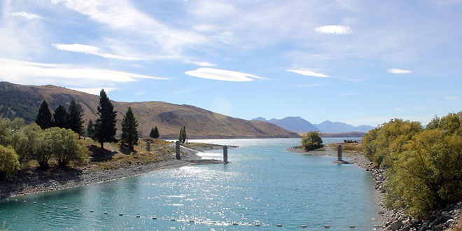 Lake Tekapo (another angle)
