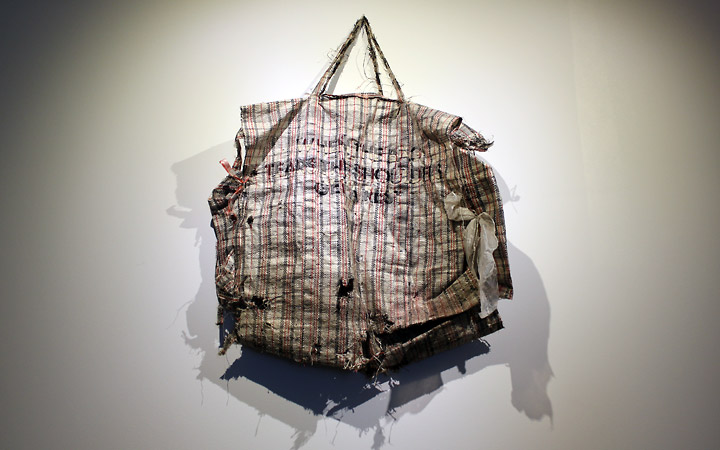 When the Bag Tears the Shoulder Gets a Rest, by Dan Halter