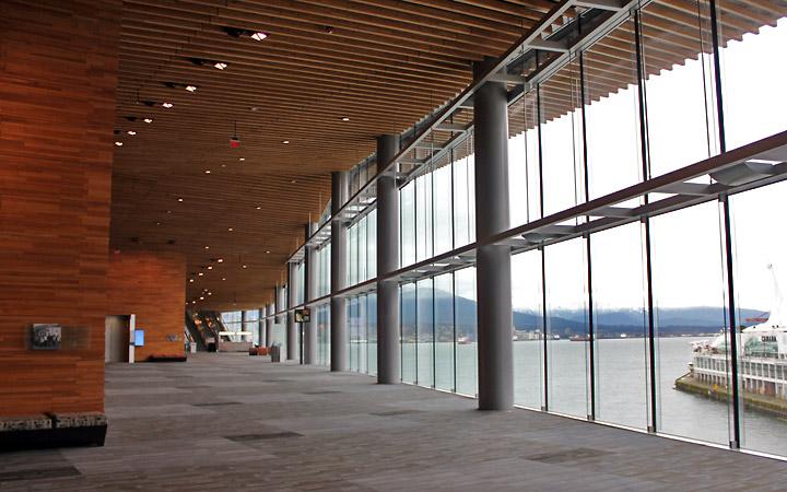Vancouver Convention Centre Interior