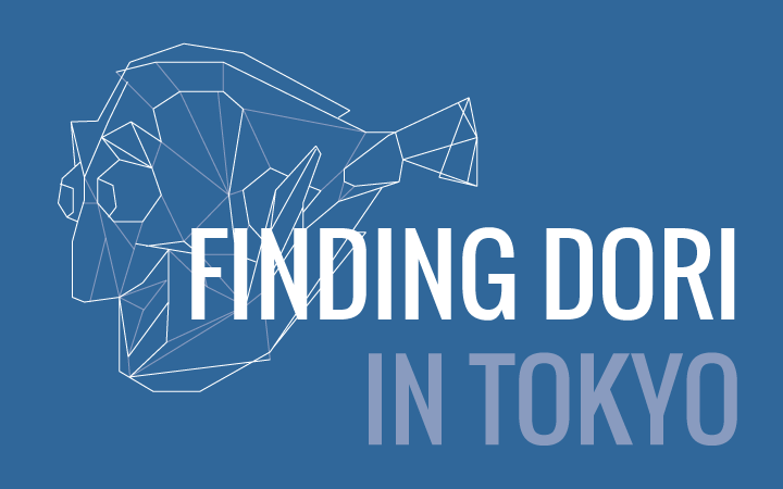 Finding Dori in Tokyo