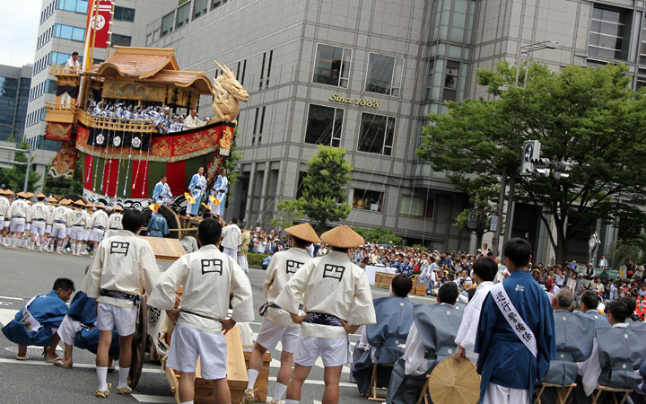 Gion Matsuri Festival, Part Two