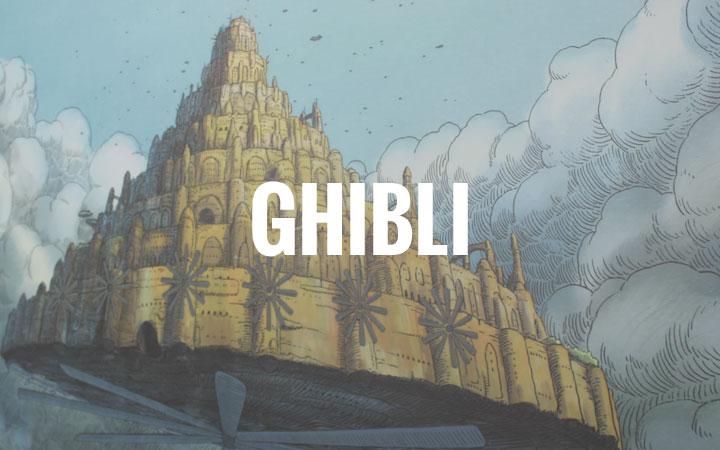Ghibli Exhibition