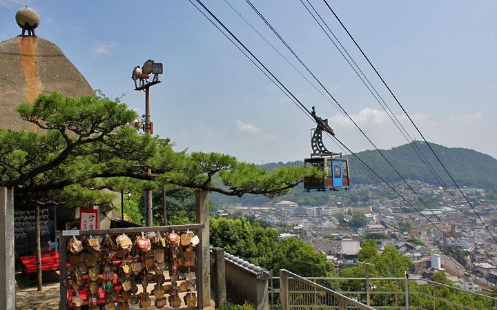 Onomichi Temple Run