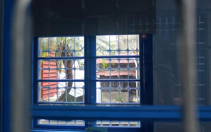 Windows and bars