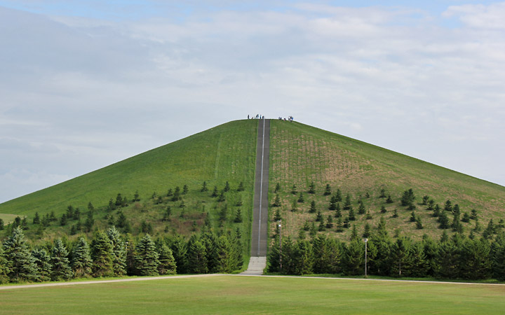 Moerenuma Park   Giant Hill
