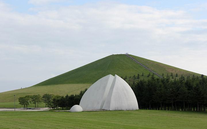Moerenuma Park | Sculpture.