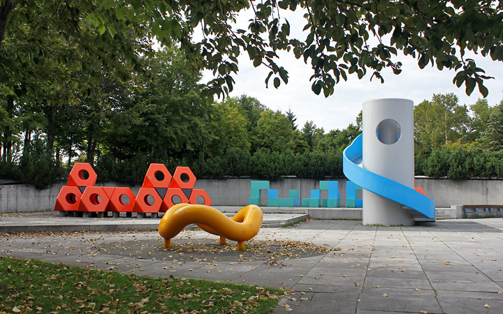 Moerenuma Park   Playground.