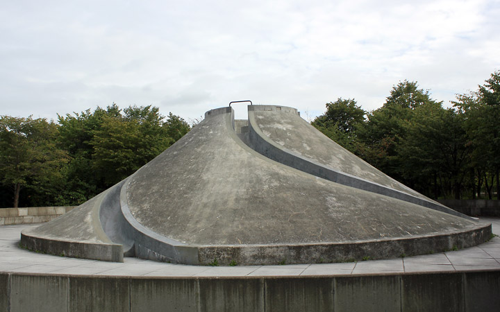 Moerenuma Park   Sculpture / Slide