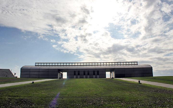 Moerenuma Park   Building.