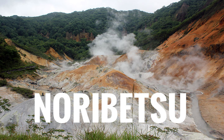 Noribetsu Hot Springs