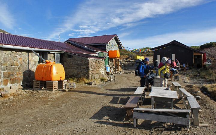 Kurodake Hut