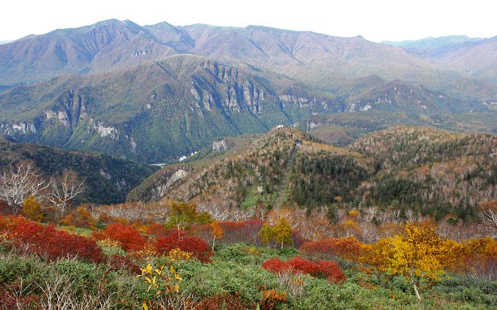 Mount Kuramon, Daisetsuzan