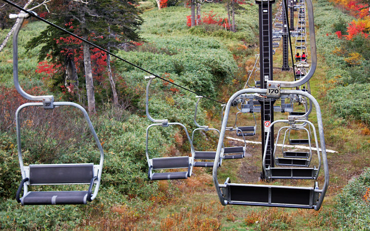 Final Post: Taking the ski lift down